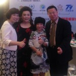 Jia Fei and Wa Li's family